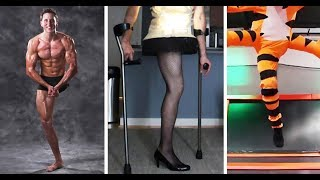 Every Halloween This One Legged Guy Makes An Epic Halloween Costume, And He Just Revealed His 2017 C