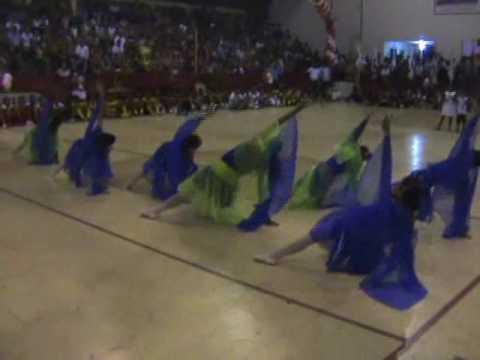 Apresentação Escola de Dança - Abertura JET´S Paraíso do Tocantins 11-05-10