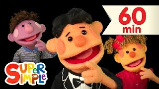 I Can't Remember The Words To This Song   + More Kids Songs   Super Simple Songs