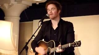 Josh Ritter - Joy To You Baby (new song) @ Borderkitchen Antwerpen 10-06-2012