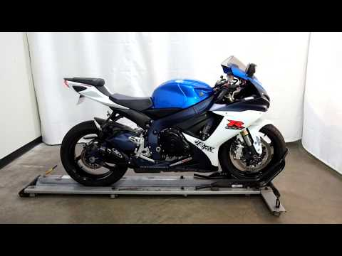 2011 Suzuki GSX-R750™ in Eden Prairie, Minnesota - Video 1