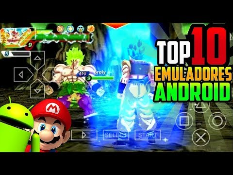 TOP 10 EMULADORES PARA ANDROID - WII, 3DS, PS2, N64, DS, PSP, GBA Y MAS