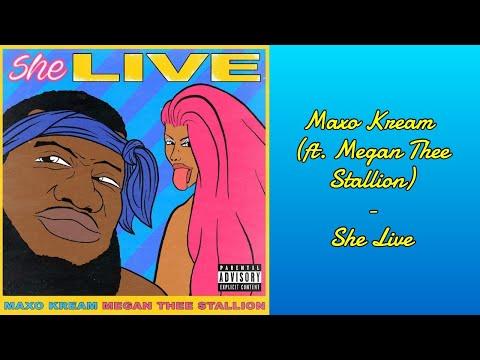 She Live - Maxo Kream ft. Megan Thee Stallion | BASS BOOSTED