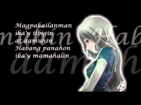 Laging Ikaw by Jed Madela - music video.wmv