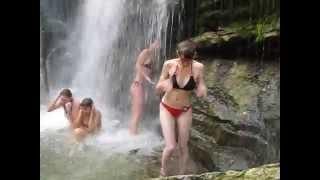 Водопад Кемеровская область