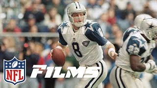 #6 Troy Aikman | Top 10 Cowboys of All Time | NFL Films