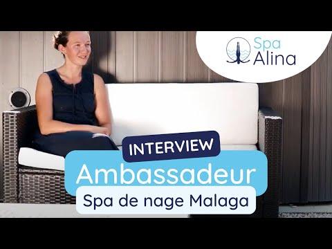 Video Youtube Spa de Nage Malaga 3 Personnes