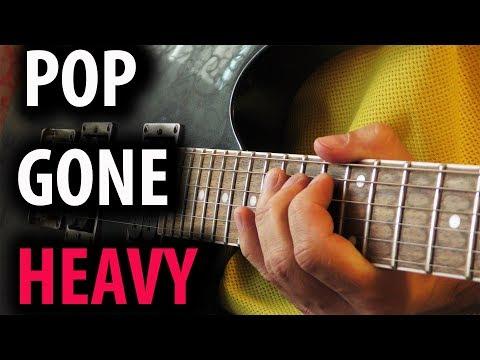 Top Pop Songs Gone Heavy || Metal Covers of Pop Songs