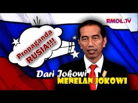 BENANG MERAH (EPS.166): Propaganda Rusia: Dari Jokowi, Menelan Jokowi