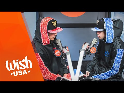 "Ez Mil and HBOM perform ""Cultura"" LIVE on the Wish USA Bus"
