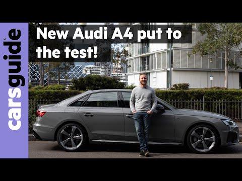 Audi A4 2021 review