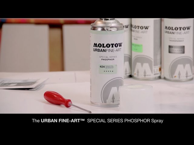 MOLOTOW™ PRODUCT SESSION #14