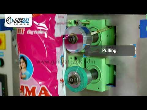 Fully Automatic Rava Packing Machine