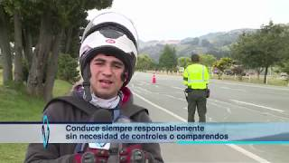 Miniatura Video Programa tv. Seguridad Vial, Te queremos con vida. Cap. 31