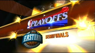 NBA2K13_(3) CAVS AT (2) HEAT (2013) NBA PLAYOFFS EAST SEMI'S GM # 02