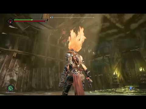 Darksiders III Glitch - смотреть онлайн на Hah Life