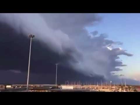 Das Wolken-Spektakel