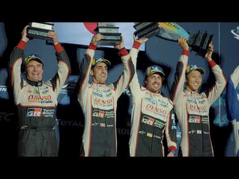 2019 WEC Sebring Friday - Victory Celebrations