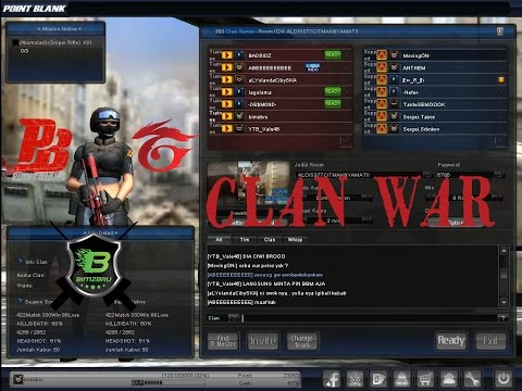 Point Blank Indonesia Download Garena