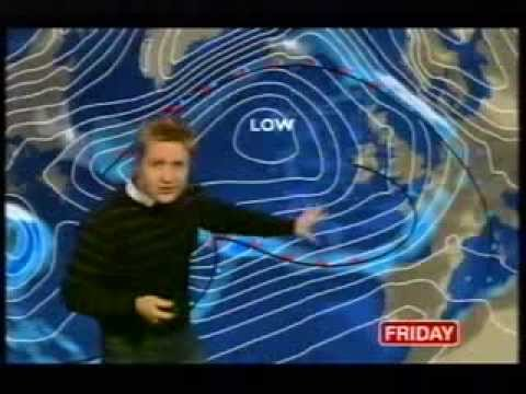 BBC Weather 18th February 2007
