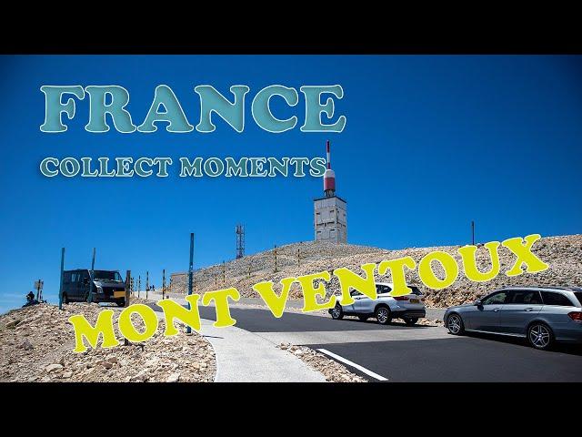 Roadtrip Frankrijk #6 Mont Ventoux