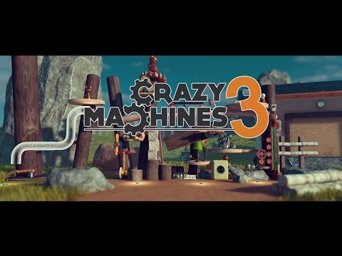 Crazy Machines 3 - Release Date Teaser thumbnail