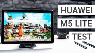 Huawei MediaPad M5 Lite 10 Test: Ein gutes Preis/Leistungsverhältnis