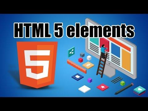 Learn HTML 5 | Part 1| Eduonix