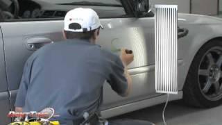 PDR Training DVD / Dent Repair Line Board Video