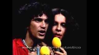 """Gal Costa E Caetano Veloso   """"Alguém Cantando"""" (Fantástico 1978)   Editado"""