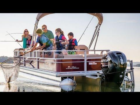 2018 Sun Tracker SportFish 22 DLX in Appleton, Wisconsin