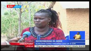 Bungoma family still hopes to find missing son since El-Adde attack