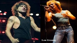 Prayers Up! Original Foreigner Singer Lou Gramm Hospitalized For THIS Medical Condition.