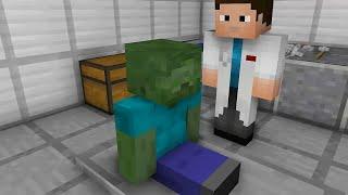 Monster School: Brain Operation! (Minecraft Animation)
