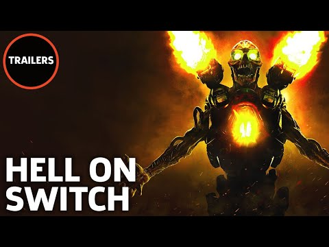DOOM - Nintendo Switch Announcement Trailer thumbnail