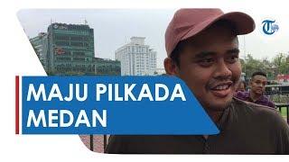 Menantu Presiden Jokowi Bobby Afif Nasution Maju Pilkada Medan Melalui Partai Golkar