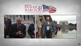 Na żywo z Waszyngtonu | Marsz Modlitwy 2020