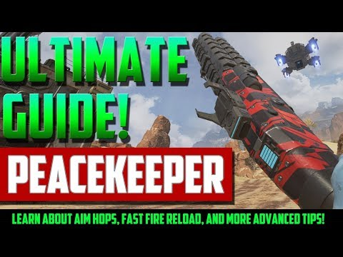 You are Using the PEACEKEEPER Wrong | In Depth Weapon Guide | APEX Legends