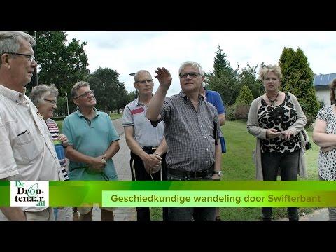 VIDEO | Swifterbanters steken heel wat op van geschiedkundige wandeling