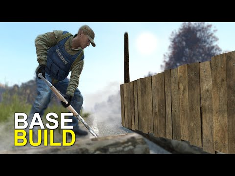 BASE BUILDING IS GOOD IN DAYZ NOW!? - EP.8