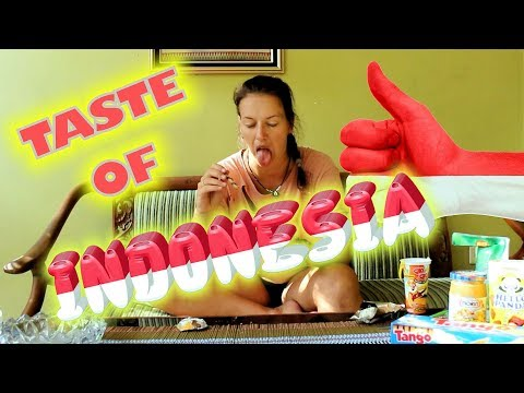 OCHUTNÁVKA INDONÉZSKYCH SLADKOSTÍ | tasting Indonesian sweets