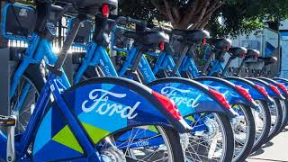 'Lift' NOW IT'S ON THE BIKESHARE GAME Find out what Lift did to get itself on the bicycle industry