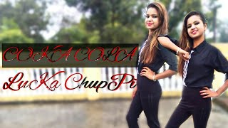Luka Chuppi: COCA COLA Song | choreography Dance| Tanishk Bagchi Neha Kakkar Tony Kakkar Young Desi