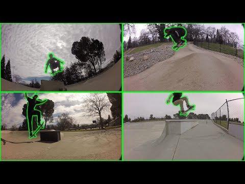 redding / cv / red bluff / street skating
