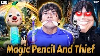 KIDNAPPER   MAGIC PENCIL PART 6 जादुई पेंसिल SCI-FI SHORT FILM   SHAKA LAKA BOOM BOOM    MOHAK MEET