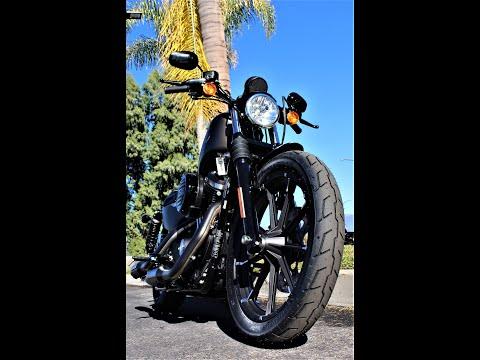 2021 Harley-Davidson Street XL 883N Iron 883 at Quaid Harley-Davidson, Loma Linda, CA 92354