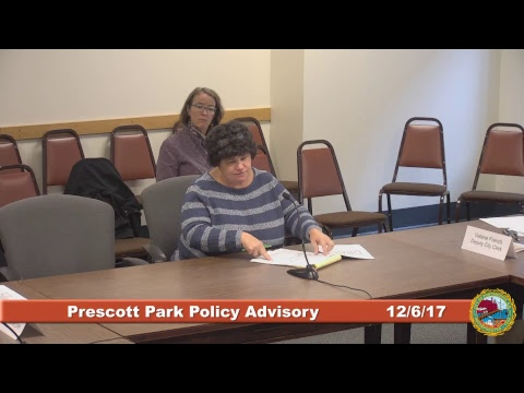 Prescott Park Policy Advisory Committee 12.6.2017