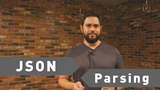 JSON Parsing Tutorial