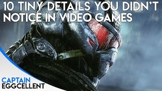 10 Tiny Details You Probably Didn't Notice In First Person Video Games