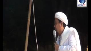 Habib Rizieq Ketum DPP FPI Tolak Lady Gagaby Nasiruddinbag 2  YouTubeflv